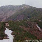 木曽駒への古道