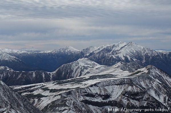冬の五色ヶ原