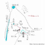 ルート地図